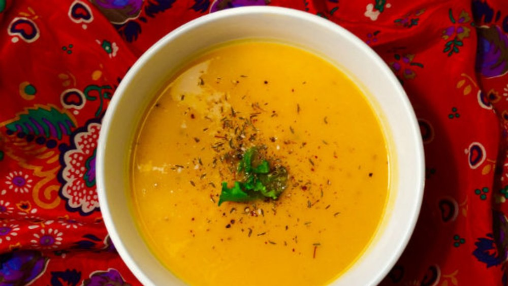 Image of Butternut Squash Soup