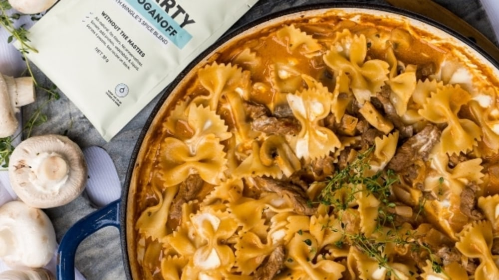 Image of Mingle's Stroganoff Will Blow Your Socks Off