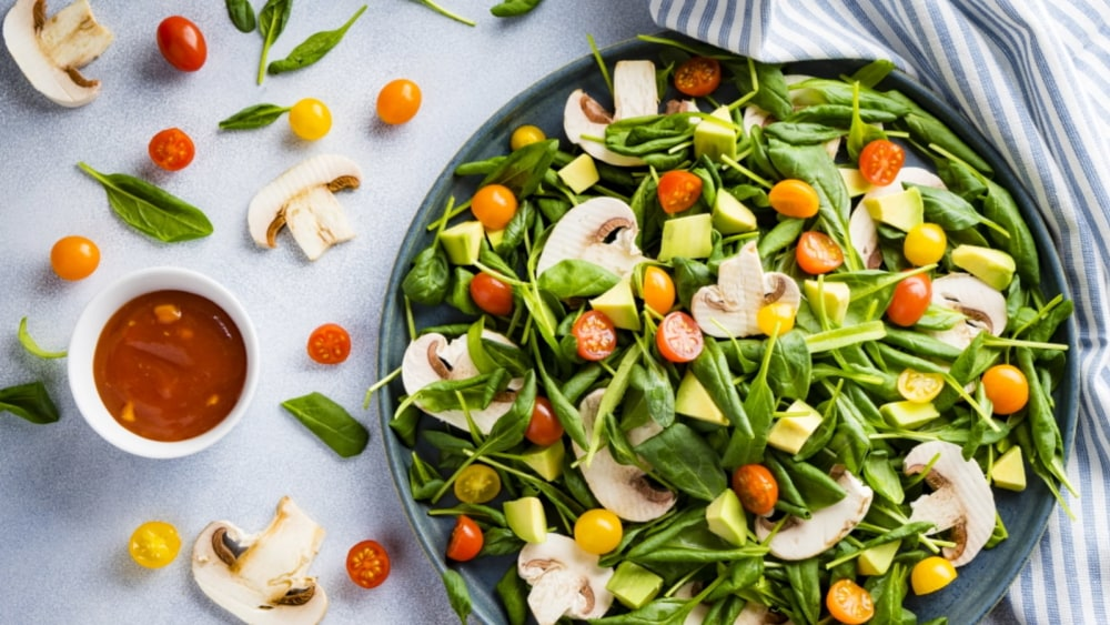 Image of Spinach Salad