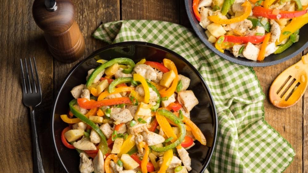 Image of Chicken Vegetable Sauté