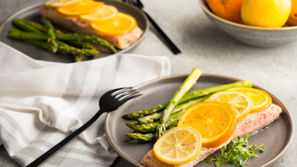 Image of Citrus Baked Salmon
