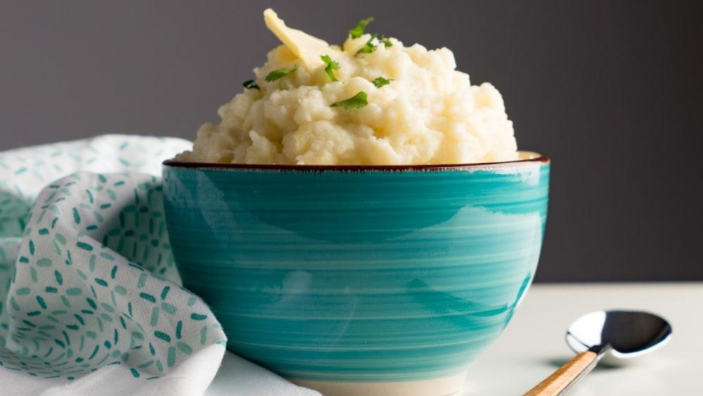 Image of Parsnip, Potato and Turnip Puree