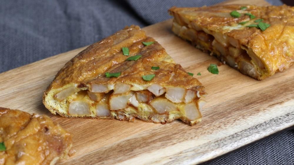 Image of French-Fried Potato Kugel