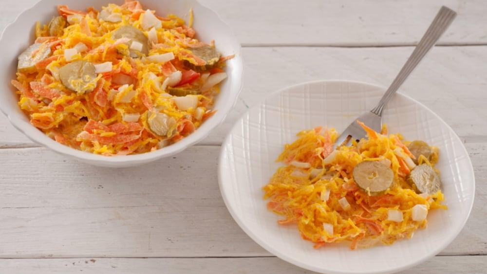 Image of Spaghetti Squash Salad