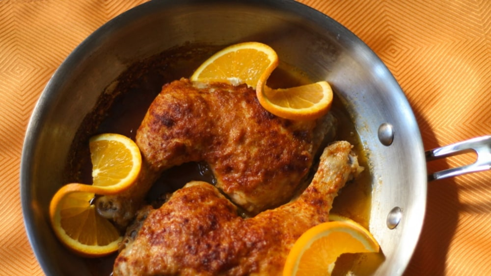 Image of Orange-Flavored Chicken