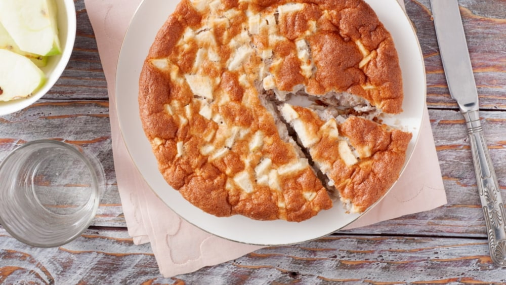 Image of Passover Apple Kugel
