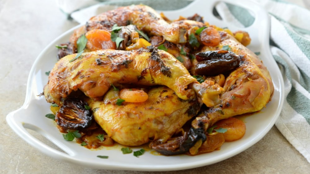 Image of Moroccan Chicken