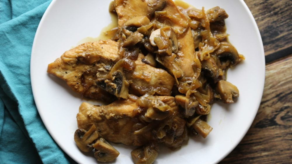 Image of Caramelized Chicken