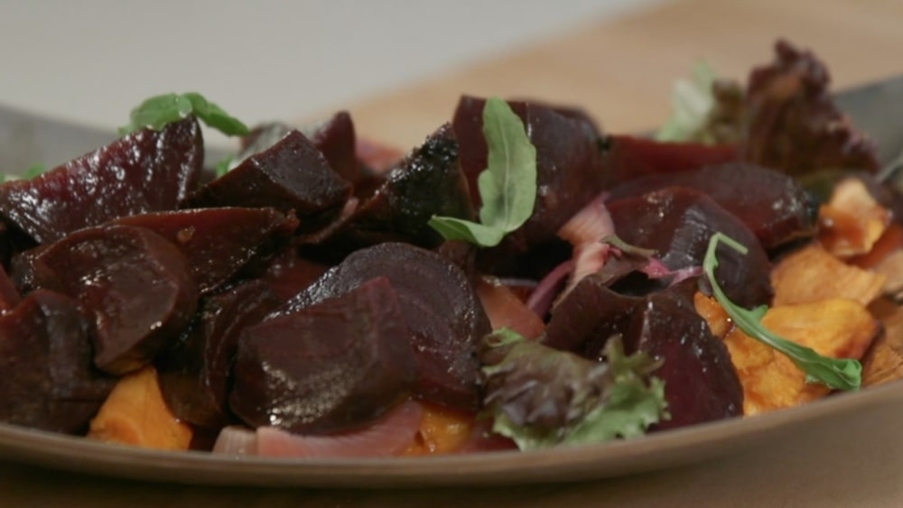 Image of Caramelized Beets