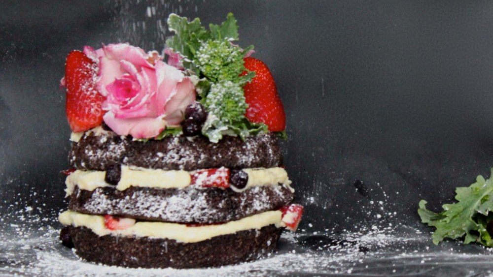 Image of Naked Cake