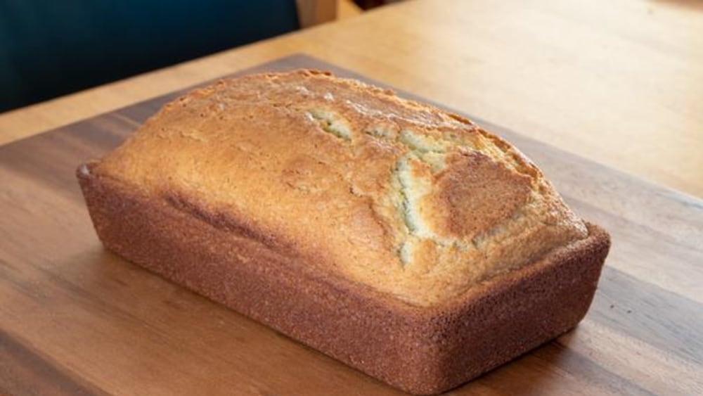 CBD Olive Oil Cake