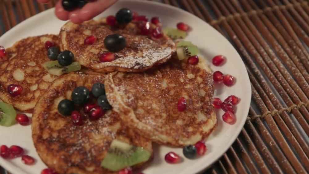 Image of Passover Pancakes (Gluten Free)