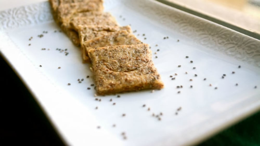 Image of Macadamia Coconut Crunch & Cashew Chia Energy Bars