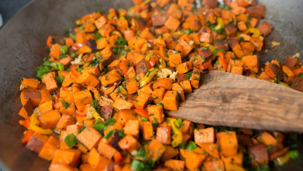 Image of Sweet Potato Hash