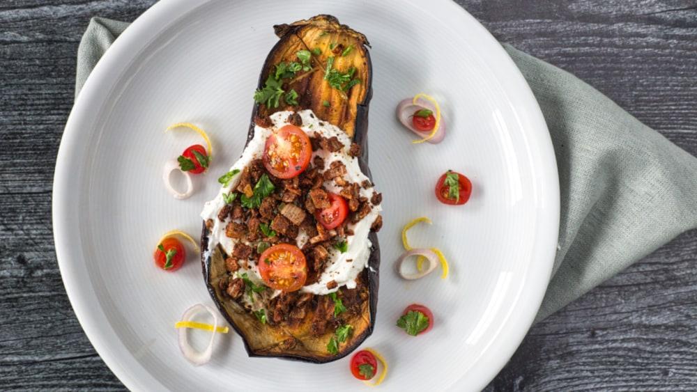 Image of Baharat-Spiced Eggplants