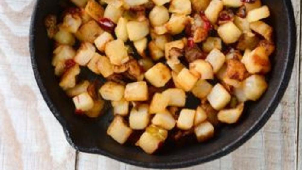 Image of Crispy Potato Hash