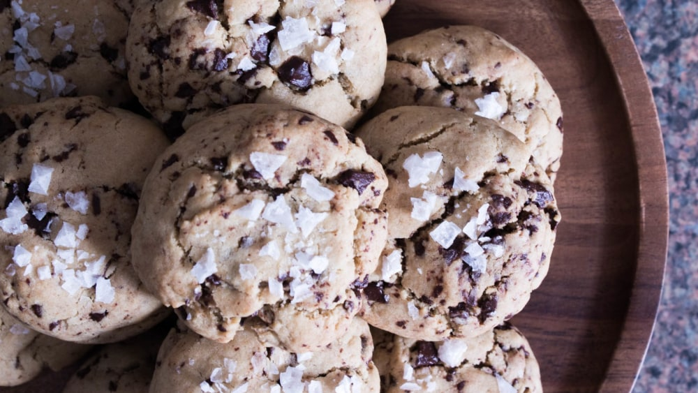 Coffee Chocolate Chip Cookies recipe using specialty coffee and specialty chocolate