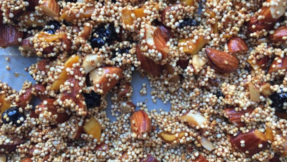 Image of Quinoa Granola