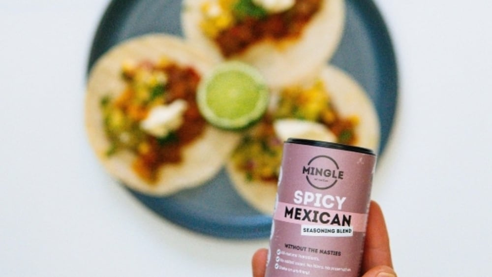 Image of Mingle's Spicy Mexican Quick Tacos