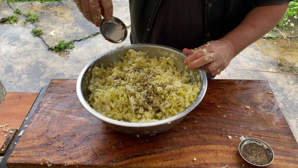 Image of How to make Sauerkraut