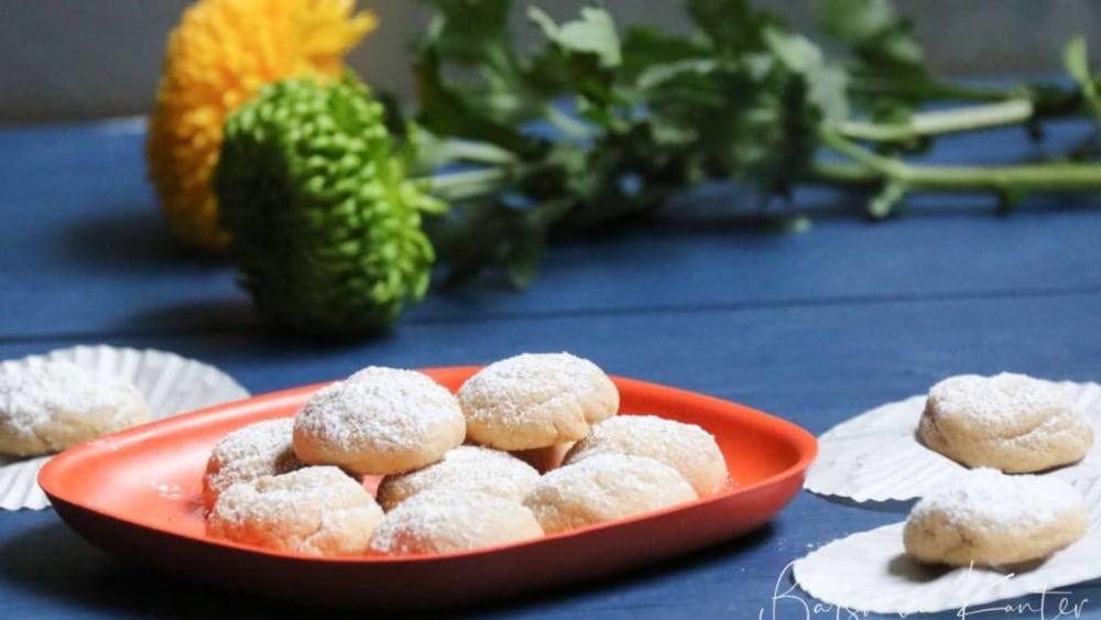 Image of Tapioca Almond Cookies
