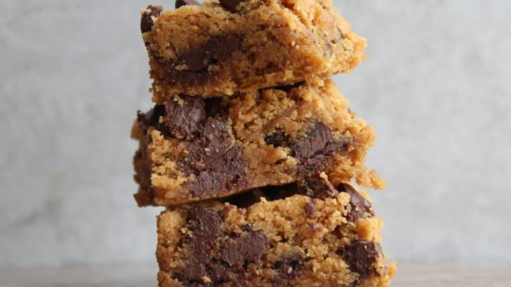 Image of Almond Butter Blondies