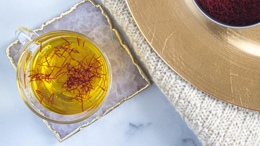 Image of Golden Saffron Tea