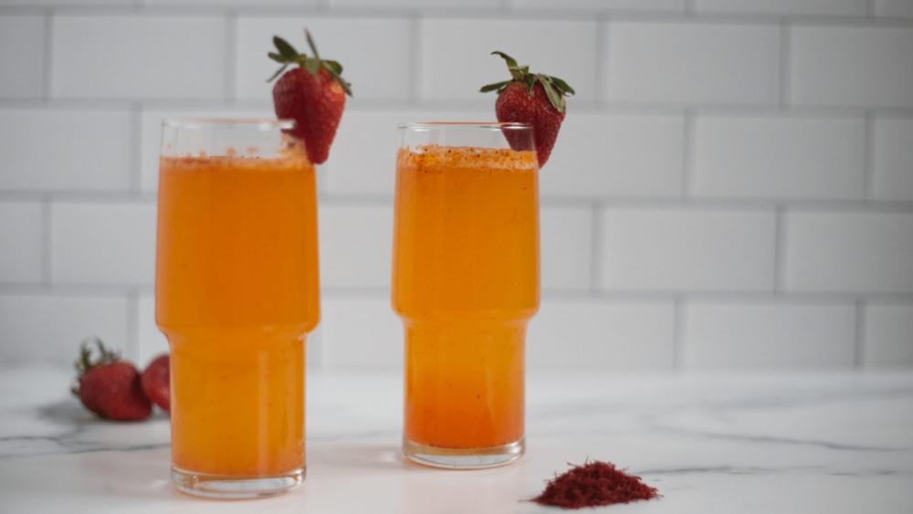 Image of Strawberry Bellini