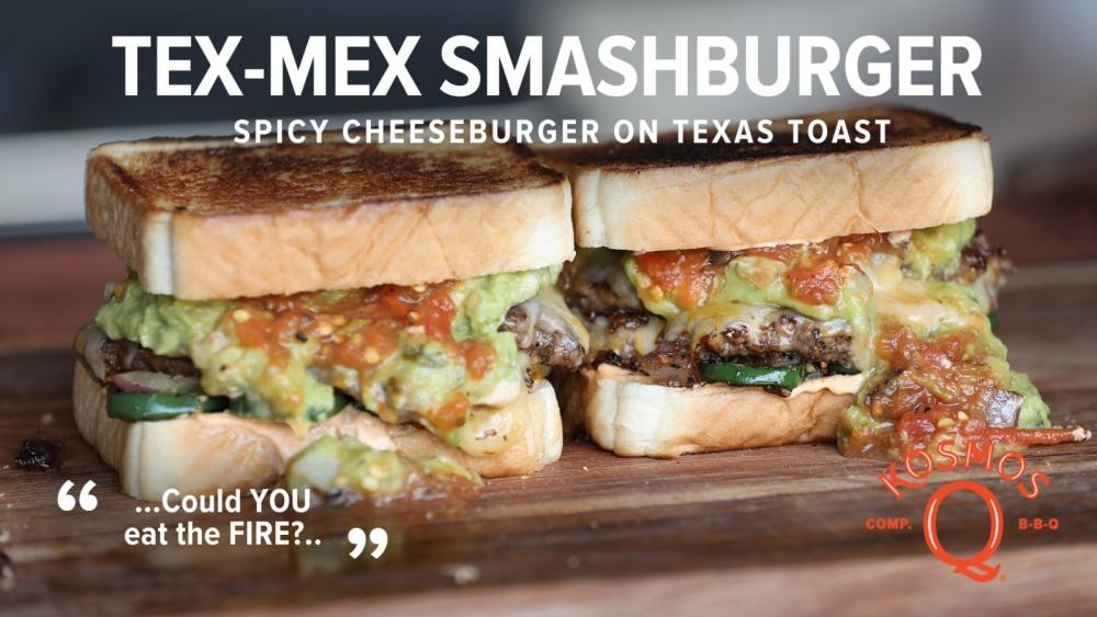 Image of Tex- Mex Smashburger