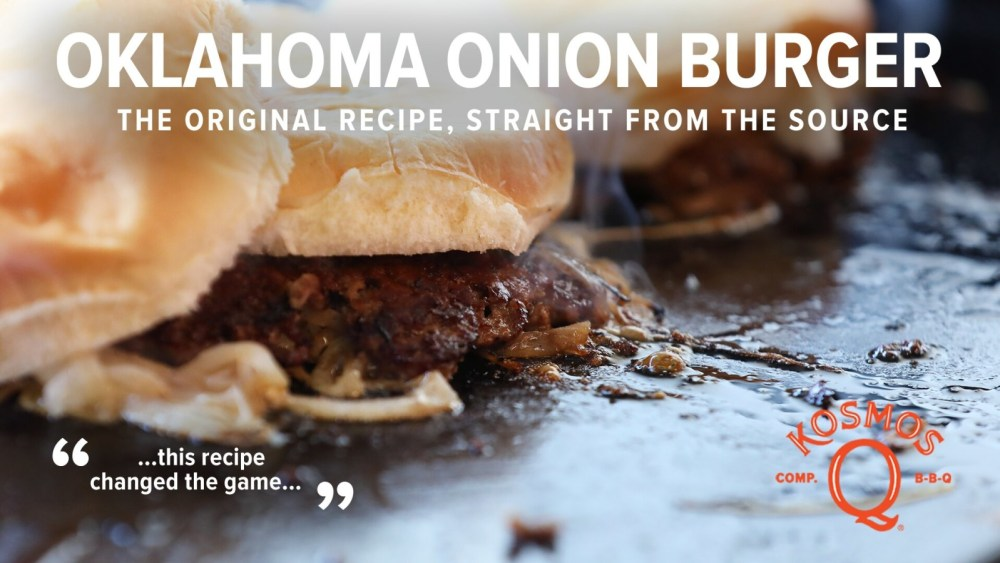 Image of The Real Oklahoma Onion Burger
