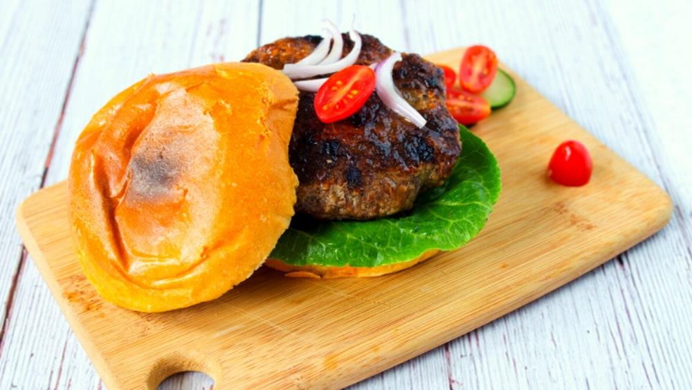 Image of Rumi Baharat Burger