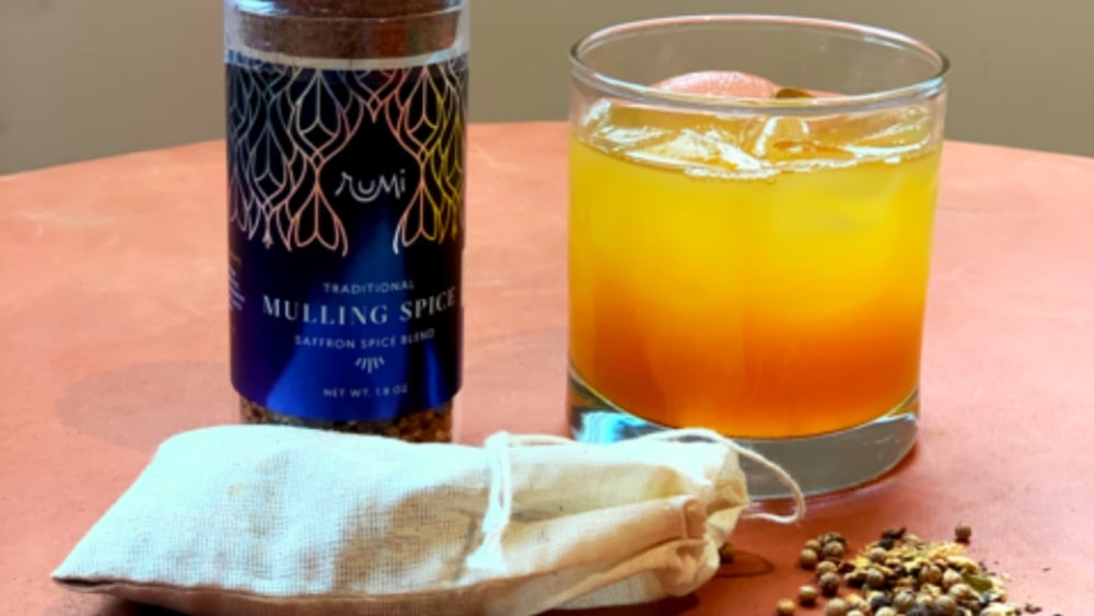 Image of Mulled Apple Juice