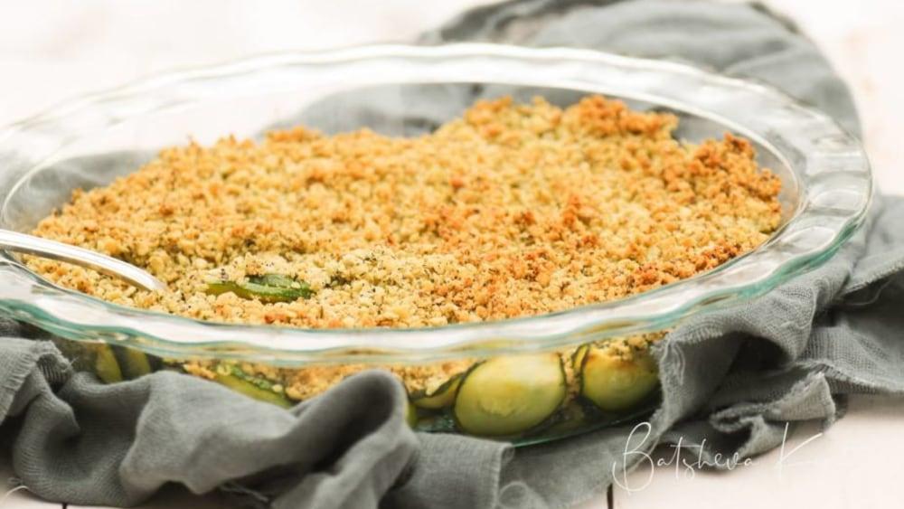 Image of Zucchini Gratin