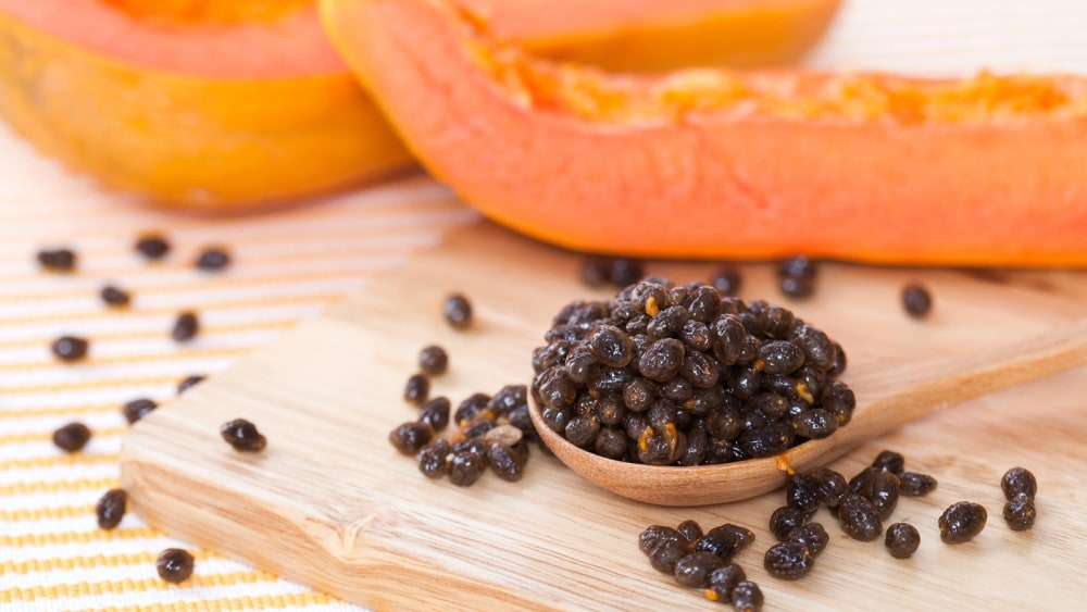 Image of Papaya Seeds: a Delicious Dressing Recipe