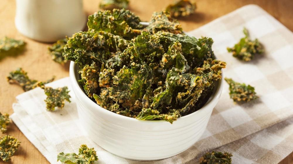 Image of Ketchup Kale Chips