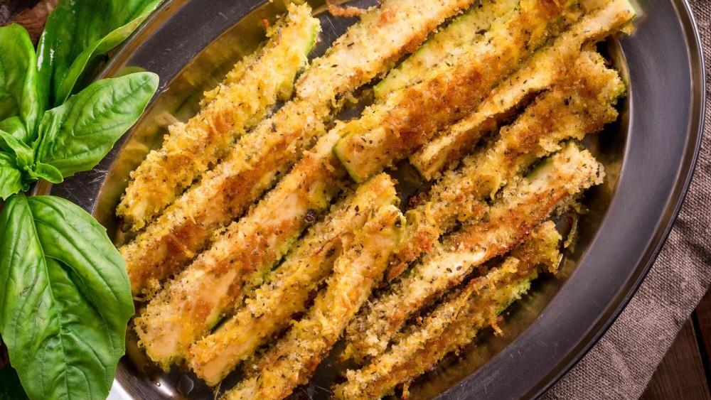 Image of Vegan Spiced Zucchini