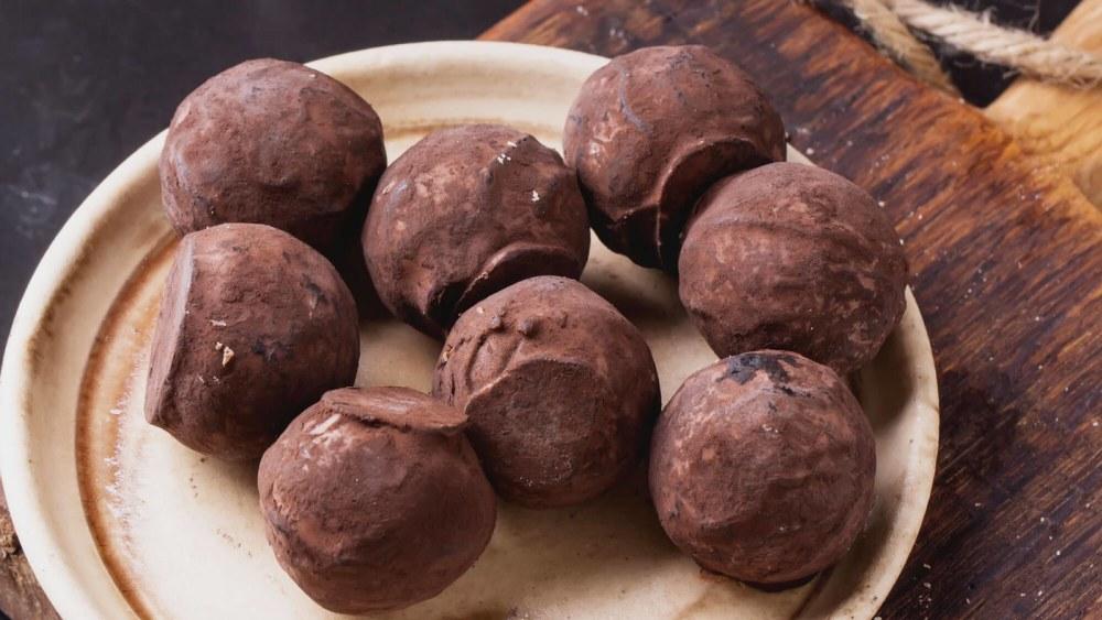 Image of Fudgy Balls | Vegan Recipe