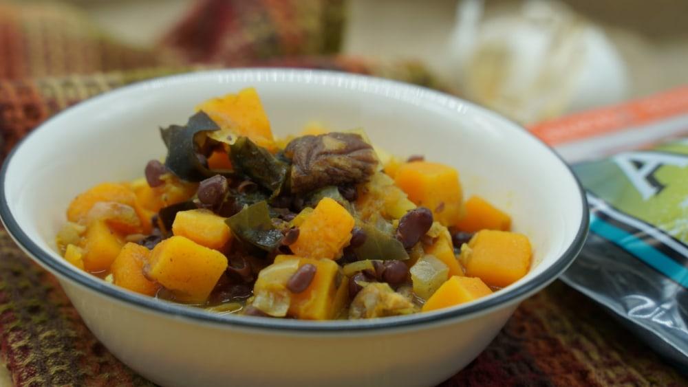 Image of Alaria-Adzuki Bean Stew Recipe