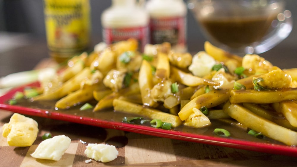 Image of Johnny's Poutine