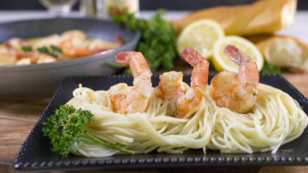Image of  Johnny's Shrimp Scampi