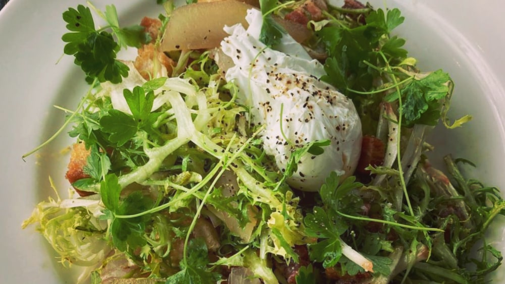 Image of Salad Lyonaise