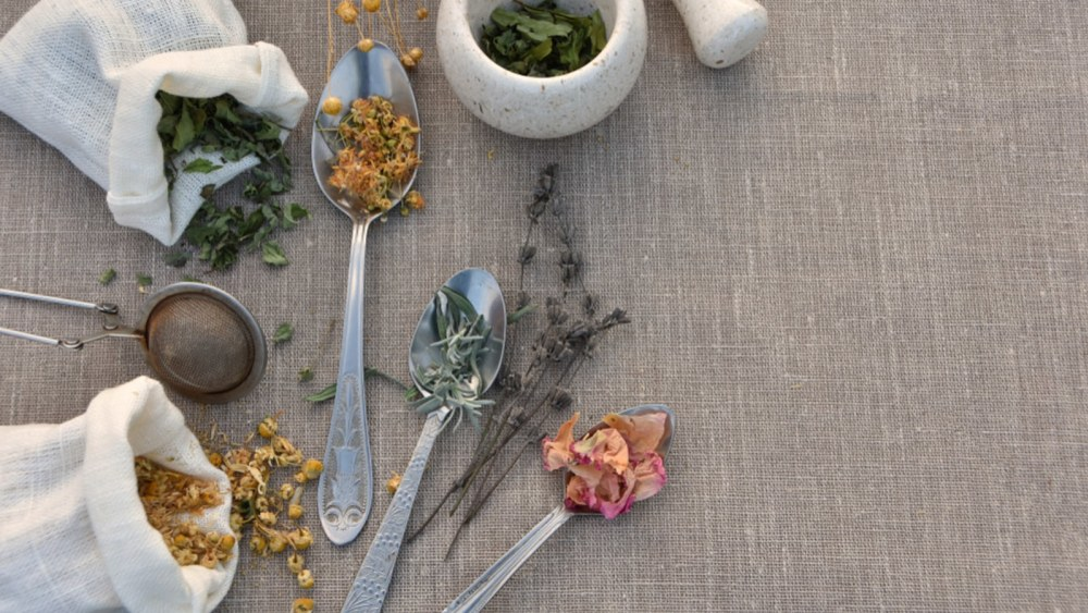 Image of Botanical Face Masks from our Aromapothecary