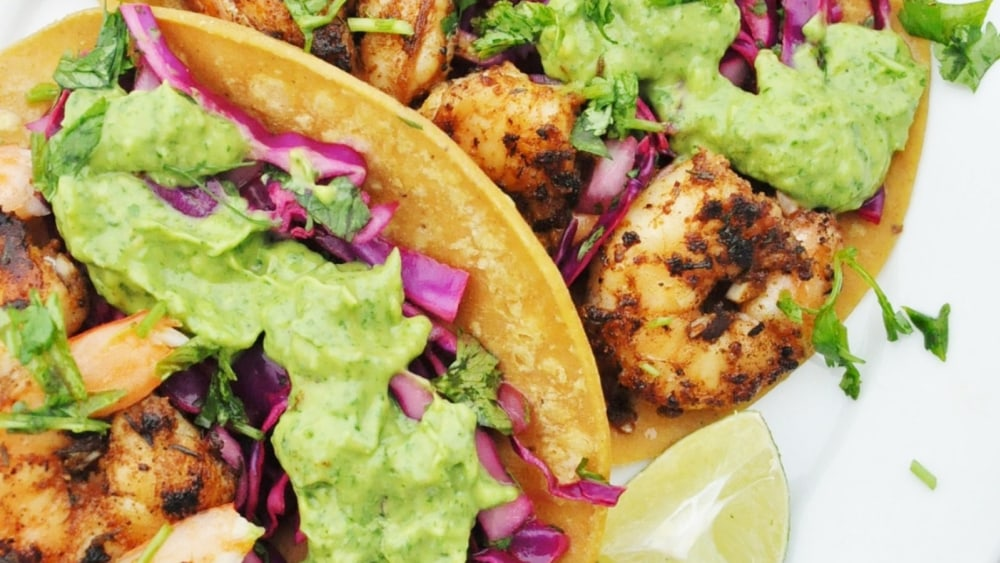 Image of Prawn Tacos