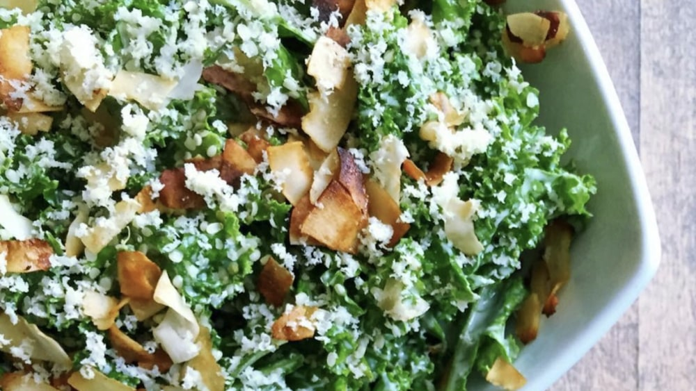Image of Kale Caesar - Spring Edition