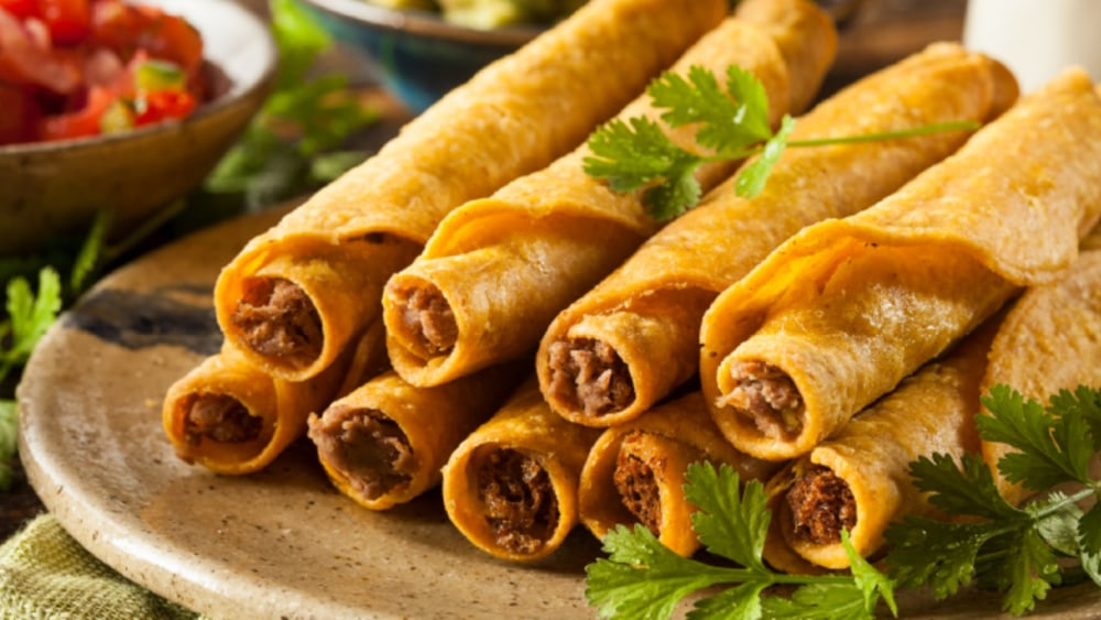 Image of Johnny's Oven-Baked Taquitos