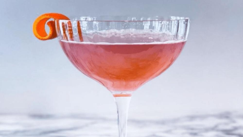 Non-Alcoholic Virgin Cosmopolitan Recipe