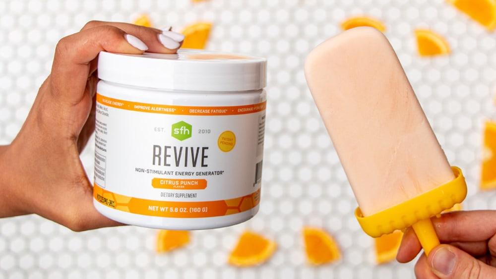 Image of REVIVE Orange Creamsicle
