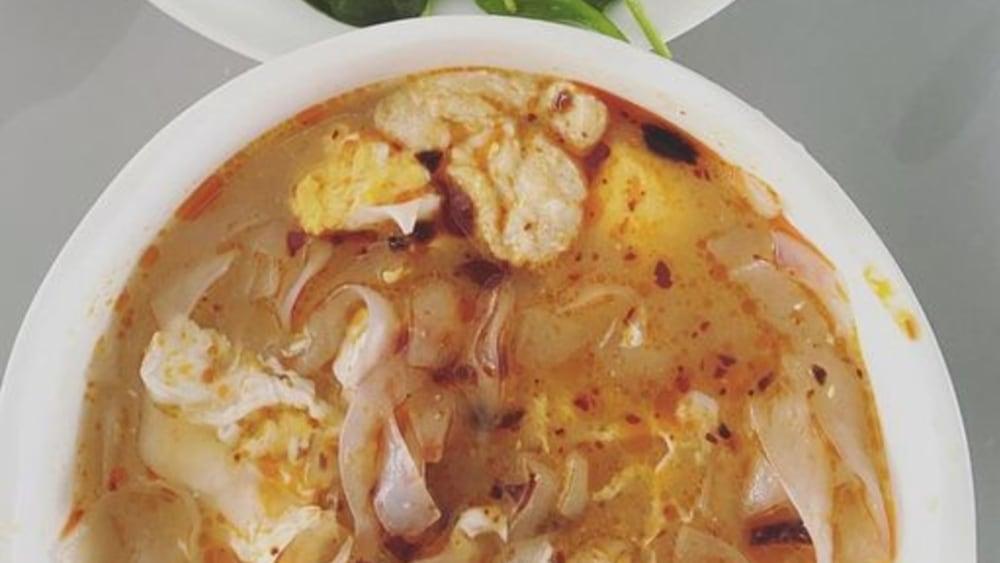 Shirataki Fettuccine Noodles Miso Chili Oil