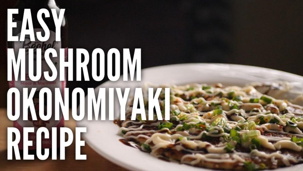 Image of OKONOMIYAKI - Japanese style street food at home :: Know how to make