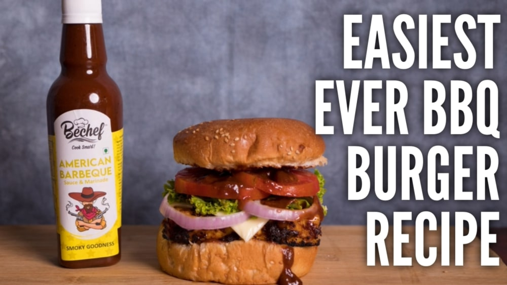 Image of BEST BBQ Burgers - Restaurant Style at home!!